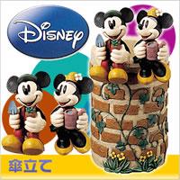 便利雑貨 ディズニー傘立て SD-0331 ミッキー&ミニー