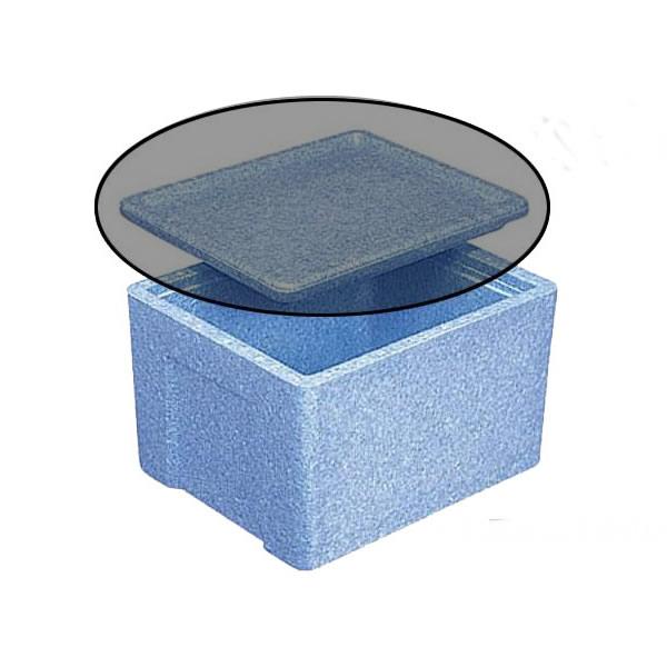 生活関連グッズ 三甲 サンコー EPボックス♯19 本体 ブルー 3個セット 760025