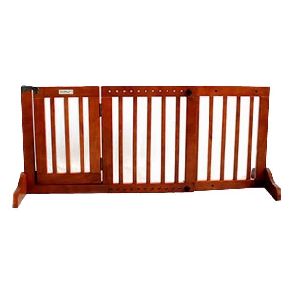 □生活関連グッズ □SIMPLY+ WOODEN GATE 木製ゲート シンプリーシールド スプリーム Sサイズ FWM02-S