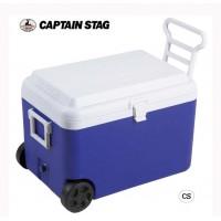 流行 生活 雑貨 リガード ホイールクーラー60L(ブルー) M-5060