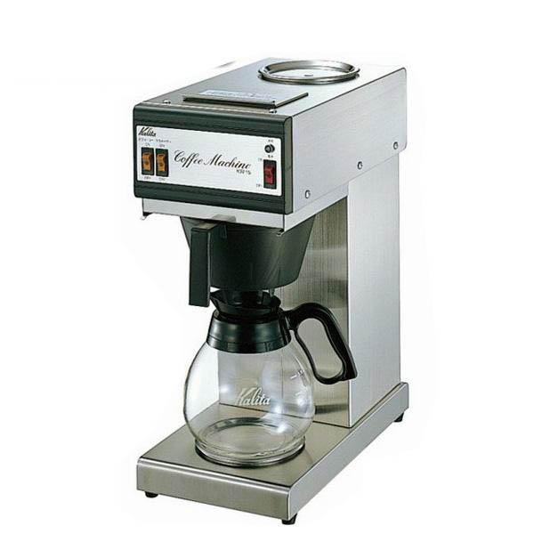 便利雑貨 業務用コーヒーマシン KW-15 パワーアップ型 62029