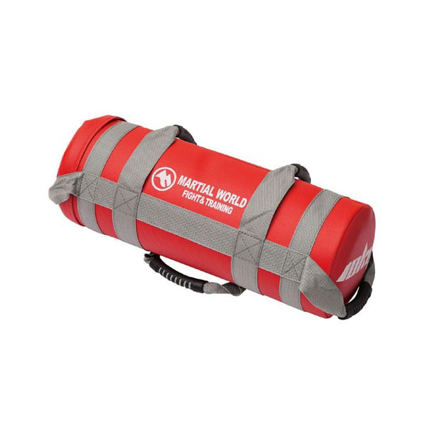 スポーツ パワーバッグ 10kg 赤 PB10K