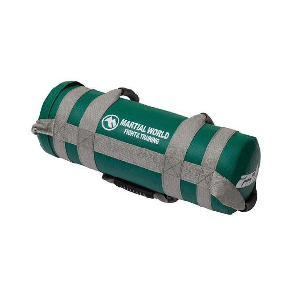便利雑貨 パワーバッグ 25kg 緑 PB25K