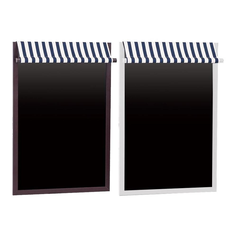 便利雑貨 マルシェボード 600×900 ブラウン・58370-2B