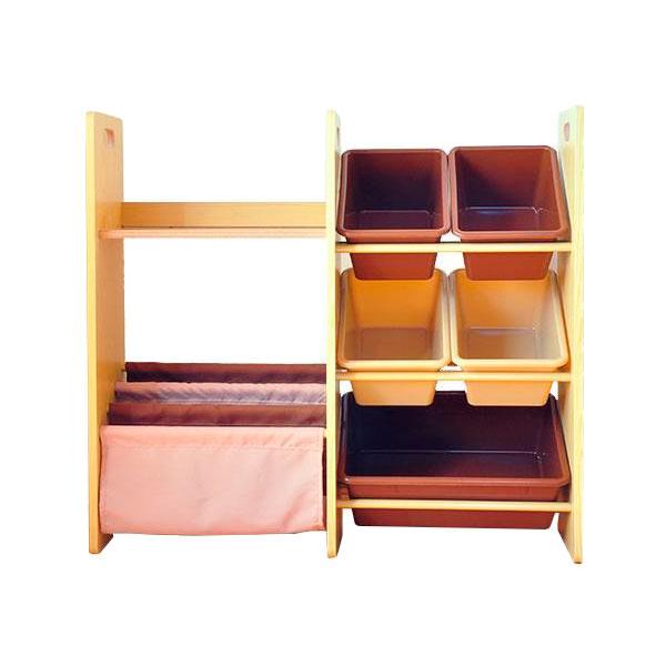 家具/収納 2WAYブック&小物収納ケース 5808