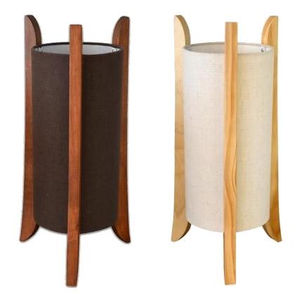 便利雑貨 Table(チューボテーブル) テーブルライト ブラウン・LC10780-BR