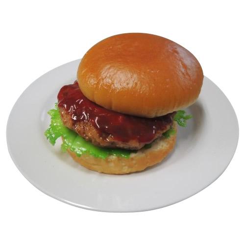 便利雑貨 日本職人が作る 食品サンプル ハンバーガー IP-198