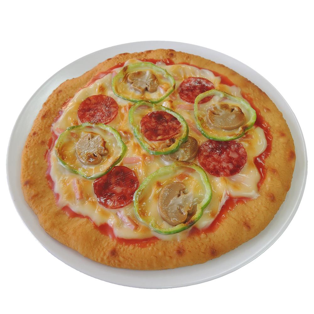 便利雑貨 日本職人が作る 食品サンプル ピザ IP-170