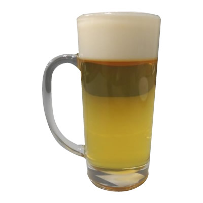 便利雑貨 日本職人が作る 食品サンプル 生ビール 360ml IP-155