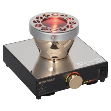 生活関連グッズ BONMAC コーヒーサイフォン用ビームヒーター BMBH-350N□ガスコンロ キッチン家電 家電 関連