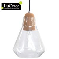 便利雑貨 ELUX(エルックス) LuCerca(ルチェルカ) Colook A(コルック) 1灯ペンダントランプ LC10740