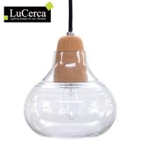 便利雑貨 ELUX(エルックス) LuCerca(ルチェルカ) Colook B(コルック) 1灯ペンダントランプ LC10741