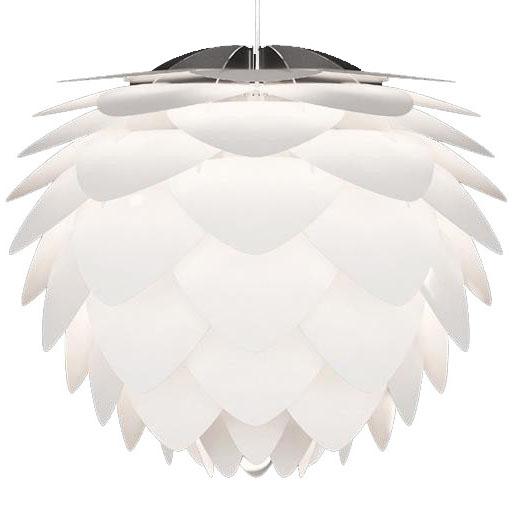 便利雑貨 ELUX(エルックス) VITA(ヴィータ) SILVIA ペンダントランプ 3灯 ホワイトコード 02007-WH-3