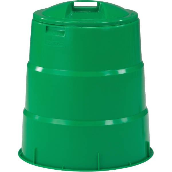 便利雑貨 三甲 サンコー 生ゴミ処理容器 コンポスター130型 805039-01 グリーン