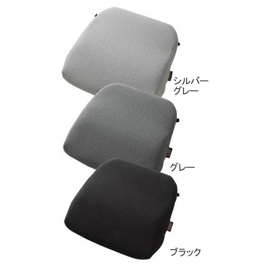 日用品 便利 ユニーク ソルボらく楽ランバーサポートジュノ 66050・グレー
