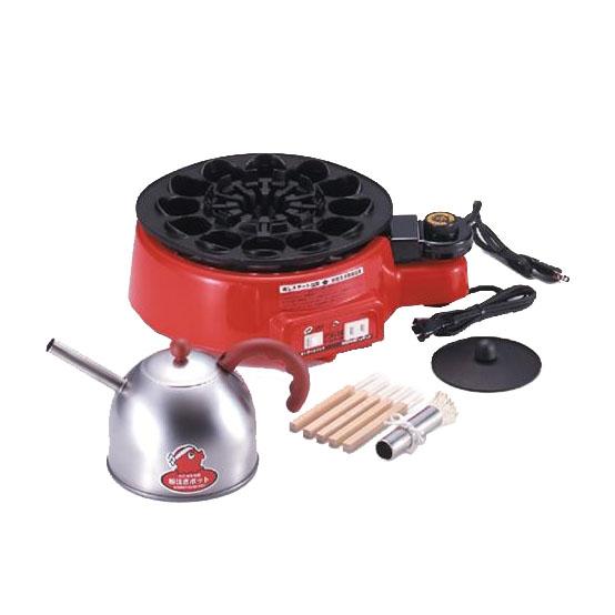 調理・キッチン家電 たこ焼き工場 トントン KS-2614