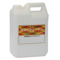 便利雑貨 ビアンコジャパン(BIANCO JAPAN) ウロコクリーナー ポリ容器 4kg US-101