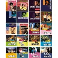トレンド 雑貨 おしゃれ ベスト・ジャズ オムニバス CD20枚組