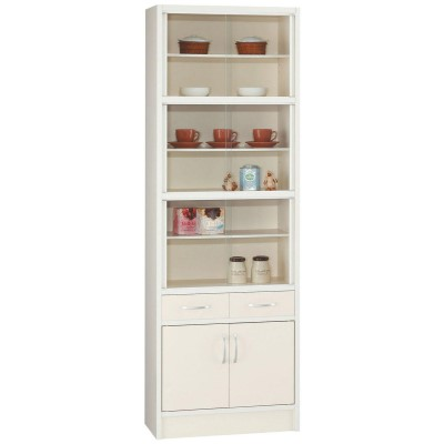 食器棚 おしゃれで使い勝手の良いキッチンラックです。 インテリア オススメ 食器棚 ホワイト