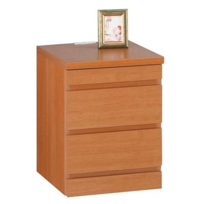 テーブル おしゃれで便利なテーブルです。 家具 オシャレ ナイトテーブル ルナC(スライドテーブル) ダーク