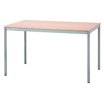 ユニットテーブル1200×750 HEM-1275 W(ホワイト)