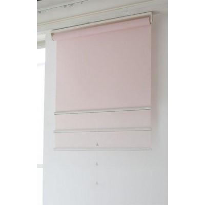 タチカワTIORIOティオリオロールスクリーン遮光2級防炎規格品巾80×高さ180cmTR-3361?アイボリー