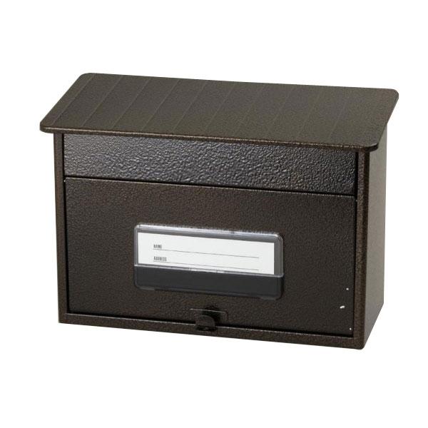 流行 生活 雑貨 KGY 郵政型ポストSGE-82 エンボスブラウン