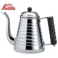 便利雑貨 Kalita(カリタ) ステンレス製ポット ウェーブポット1L 52073