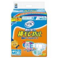 便利雑貨 リフレ 簡単テープ止め横モレ防止 M 30枚×3袋