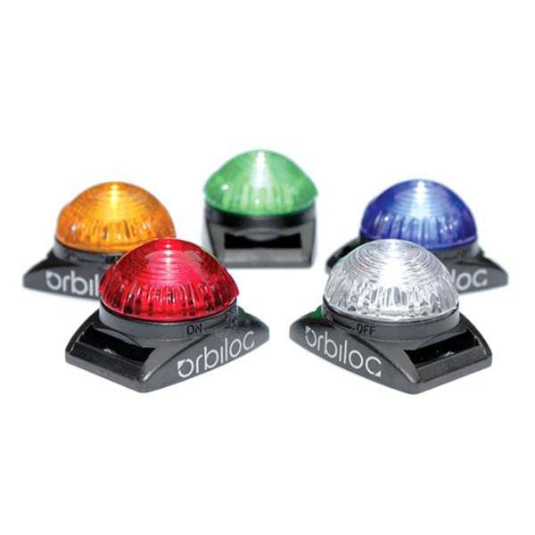 ペット用品 デンマーク オルビロク社 ペット・セーフティー・LEDライト イエロー・OBLRYLW