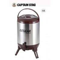 便利雑貨 CAPTAIN STAG エクスギア ウォータージャグ8リットル UE-2004