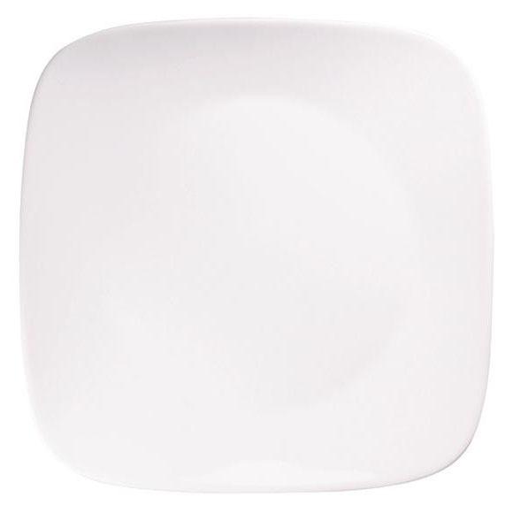 日用品 便利 ユニーク CP-8901 コレール ウインターフロストホワイト スクエア大皿 J2213-N 5枚セット