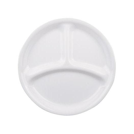 便利雑貨 CP-8915 コレール ウインターフロストホワイト ランチ皿(小) J385-N 5枚セット