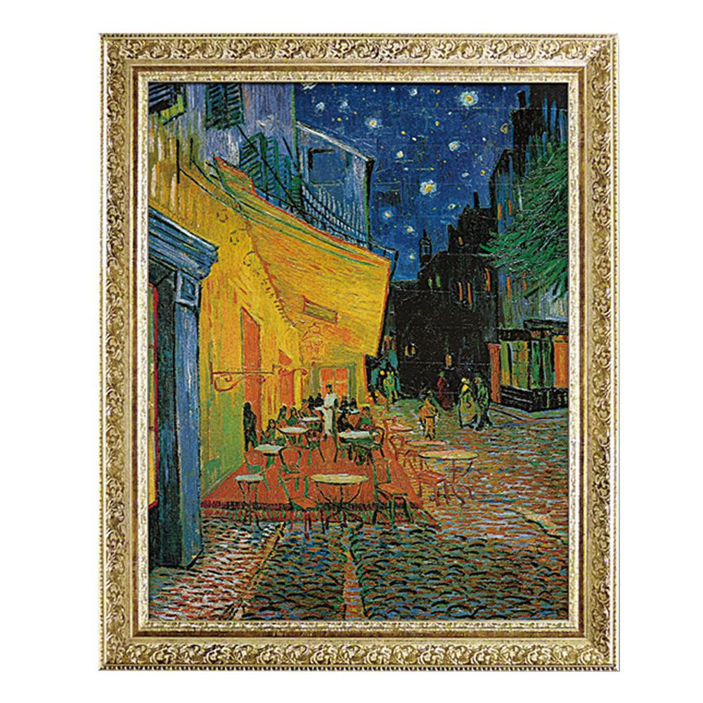 ミュージアム シリーズ ゴッホ「夜のカフェテラス」 MW-14007人気 お得な送料無料 おすすめ 流行 生活 雑貨