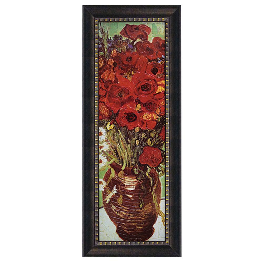 □便利雑貨 □ミュージアム シリーズ ゴッホ「花瓶のデイジーとポピー」 MW-18094
