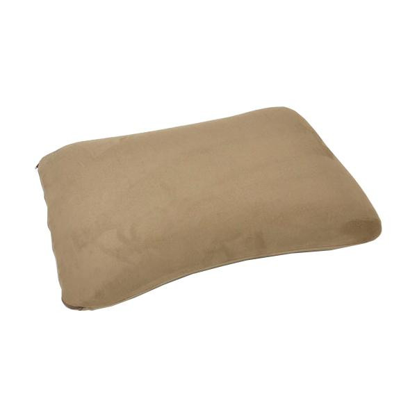 まくら ピロー 枕 ブラウン 約40×60cm 2916819