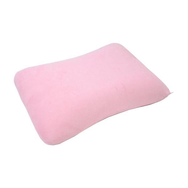 まくら ピロー 枕 ピンク 約40×60cm 2916919