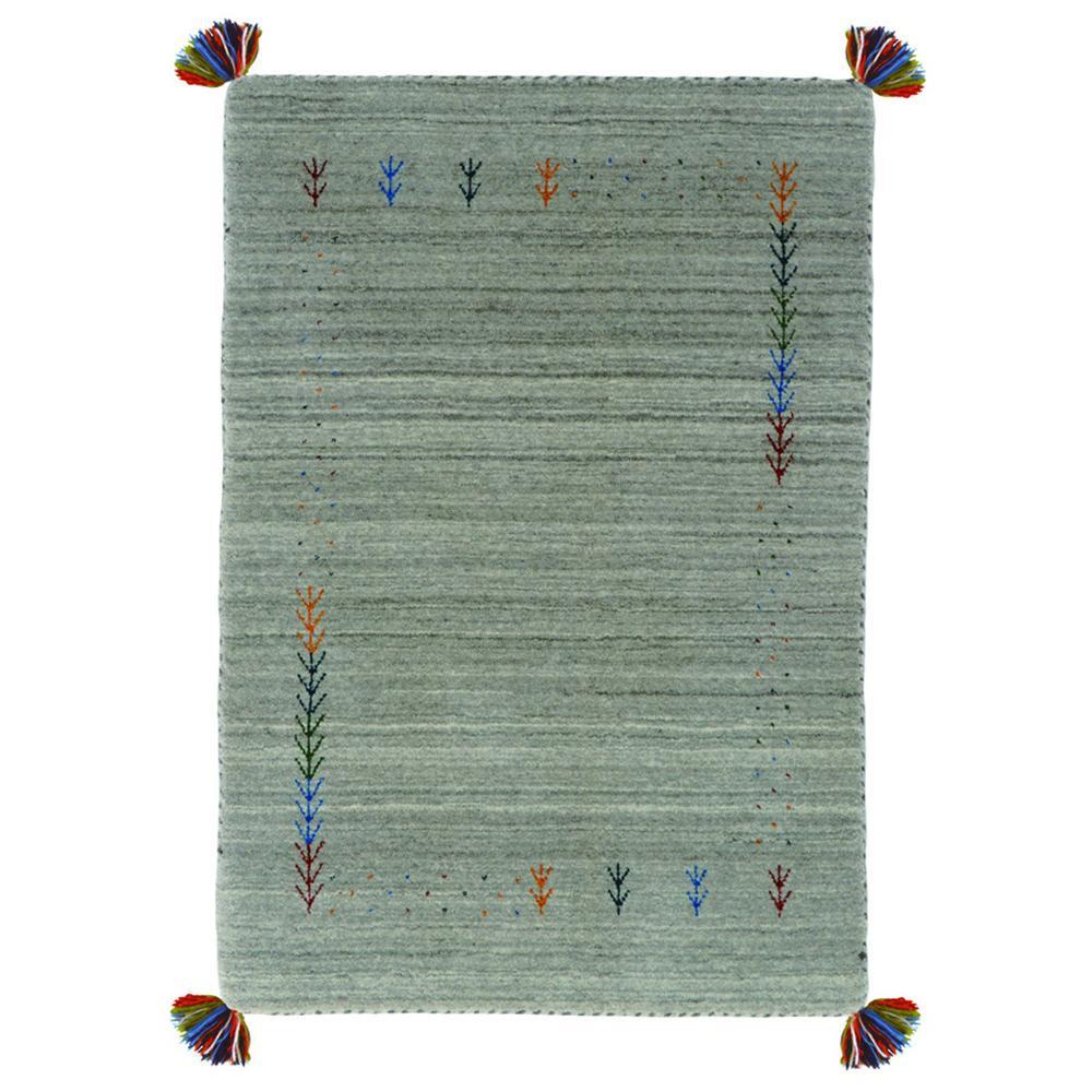 流行 生活 雑貨 じゅうたん ラグ カーペット マット 絨毯 L1 約60×90cm GY 270038623