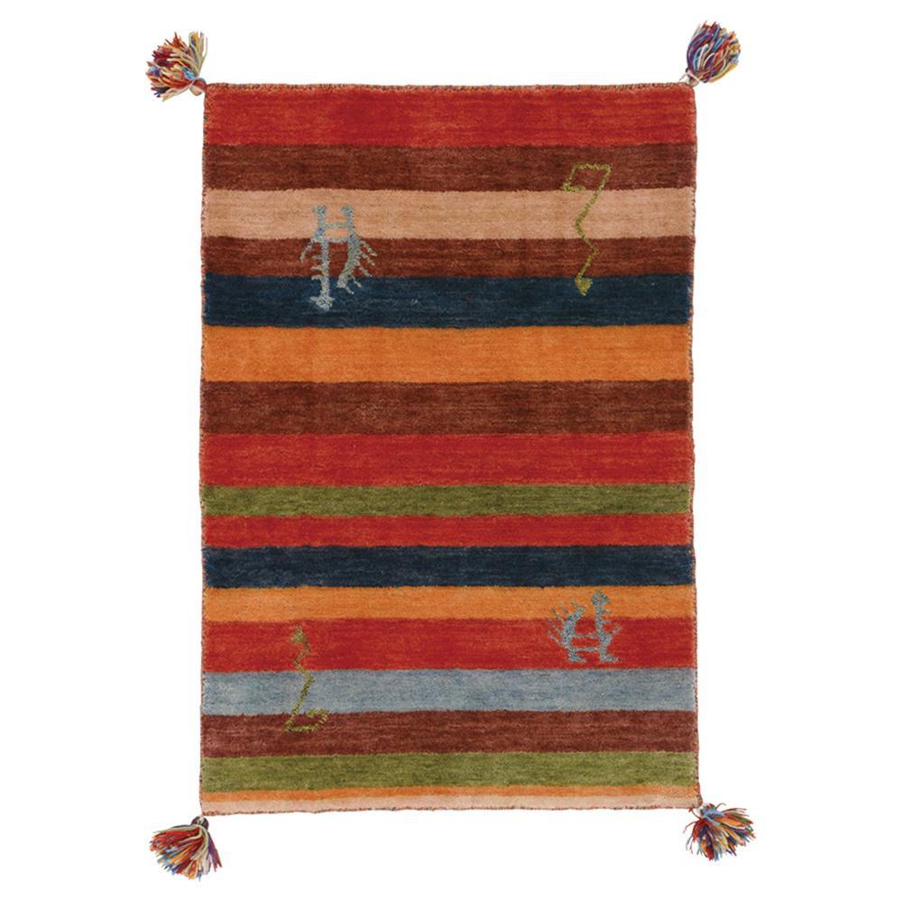 じゅうたん ラグ カーペット マット 絨毯 約60×90cm 270034020