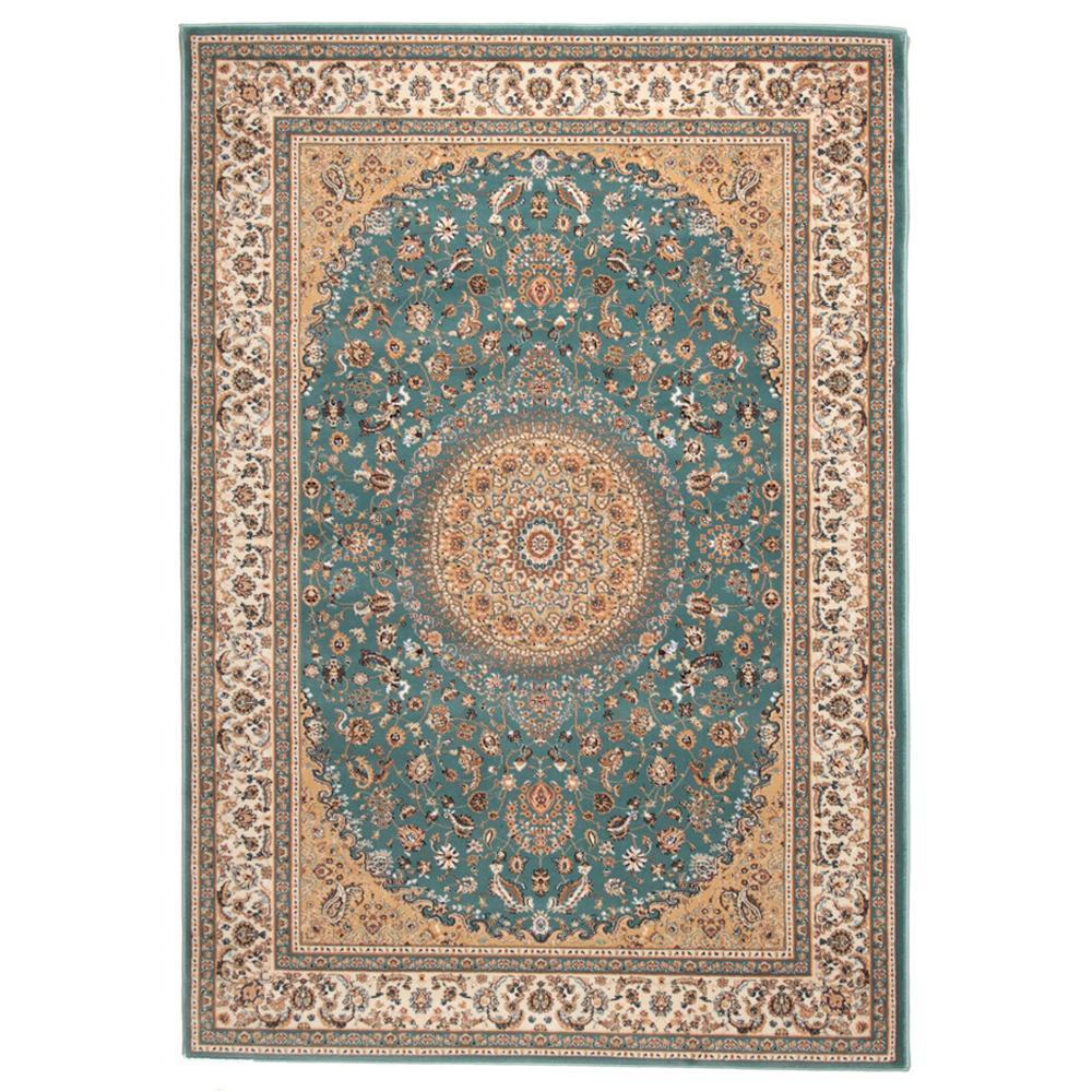 □便利雑貨 □ウィルトン織 ラグ カーペット じゅうたん ローサマルカンド 約200×250cm BL 270055915