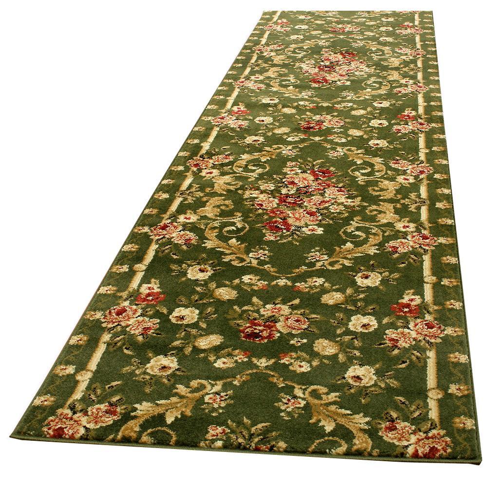 ウィルトン織 ラグ カーペット じゅうたん 廊下敷き ロゼ 約66×540cm GR 270043456お得 な全国一律 送料無料 日用品 便利 ユニーク