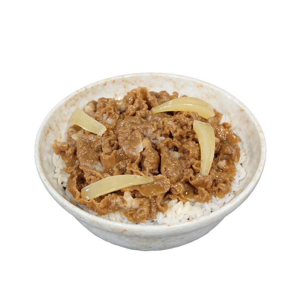□便利雑貨 □食品サンプル 牛丼屋さんの牛丼 IP-824