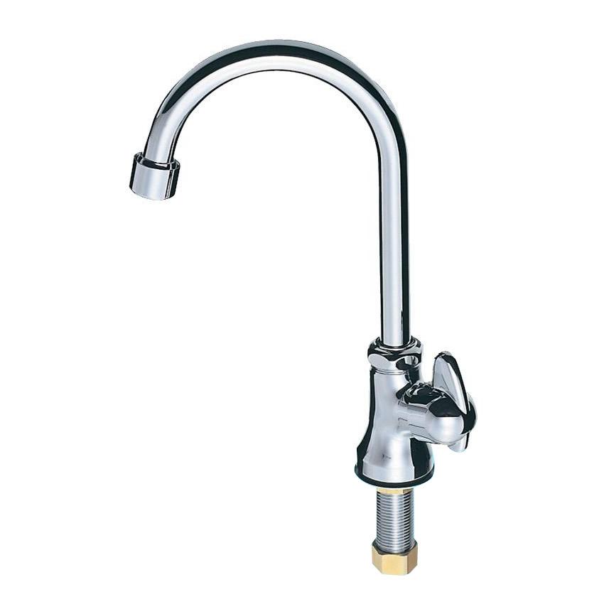 ミニセラ泡沫立形ツル首自在水栓JA565H-13お得 な全国一律 送料無料 日用品 便利 ユニーク