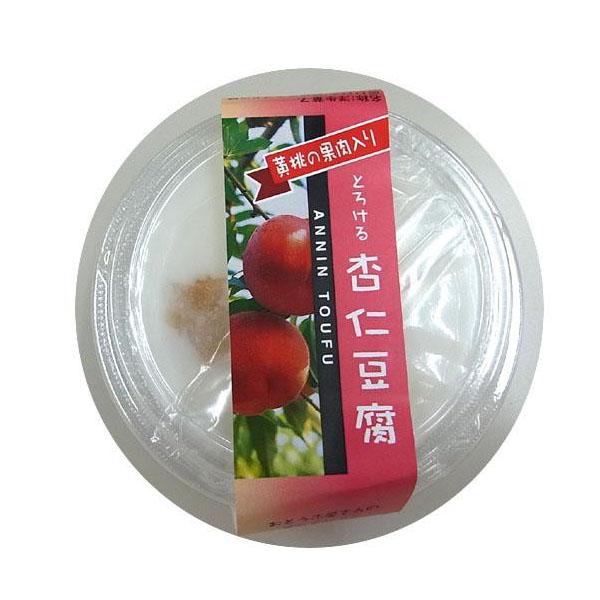 軽食品関連商品 とろける杏仁豆腐 24個セット