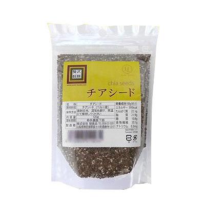贅沢穀類 便利雑貨 120g×10袋 チアシード