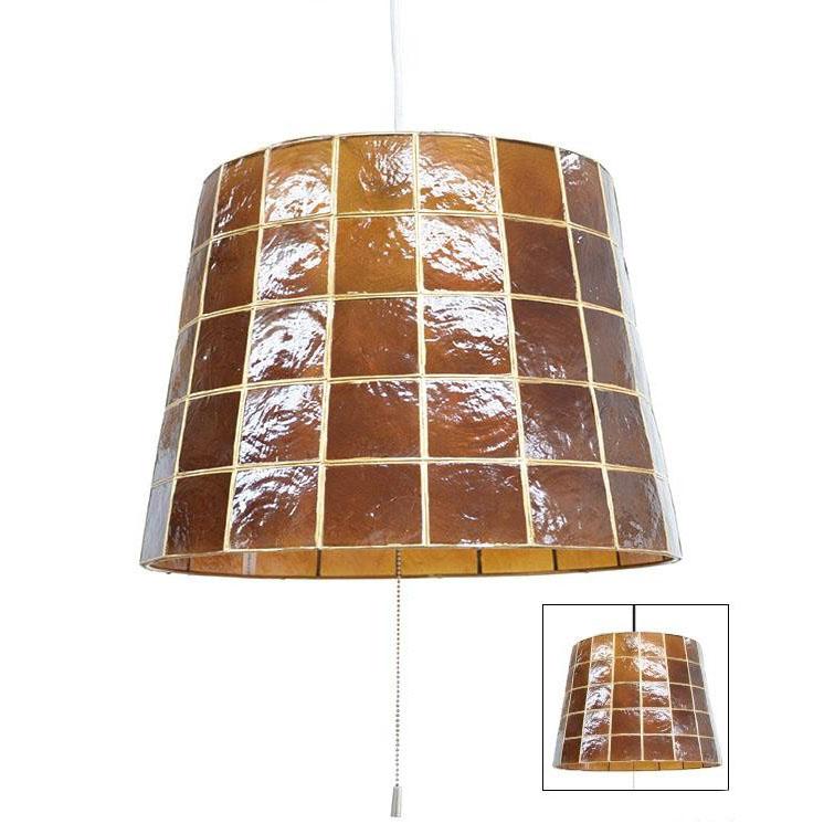 照明 関連商品 3灯ペンダントランプ セード:アンバー LC10751 ホワイト人気 お得な送料無料 おすすめ 流行 生活 雑貨