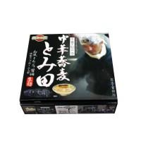 軽食品関連商品 銘店シリーズ 箱入千葉中華蕎麦とみ田(3人前)×10箱セット