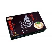 麺類関連商品 銘店シリーズ 箱入博多ラーメン秀ちゃん(2人前)×10箱セット