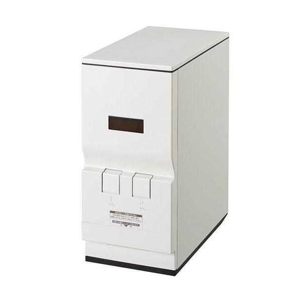 便利雑貨 容器 ストッカー 調味料容器 関連商品 計量米びつ 12kg収納 ホワイト RC-12W