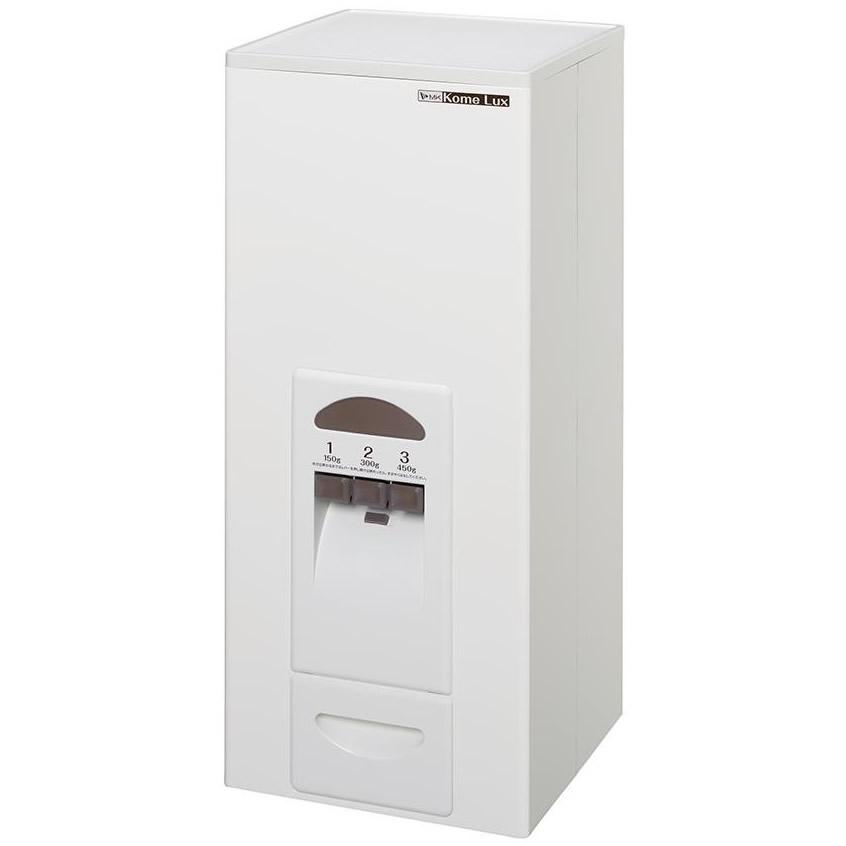 便利雑貨 容器 ストッカー 調味料容器 関連商品 計量米びつ 33kg収納 ホワイト RC-333W